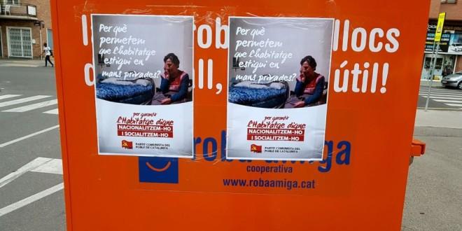 """Campanya del """"Per què?"""" a Lleida"""