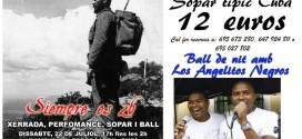 Siempre es 26: Festa Nacional de Cuba a Rubí el 22 de juliol