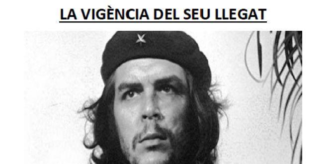 Acte del Casal de Cuba d'homenatge al Che