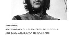 Xerrada a Lleida: La vigència del llegat del Che