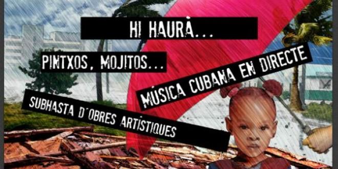 Acte 15-O de Solidaritat amb Cuba -Damnificats huracà Irma