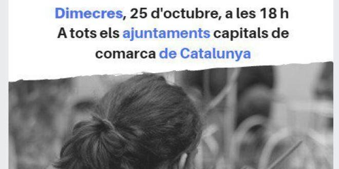 Concentracions MUCE 25 d'Octubre
