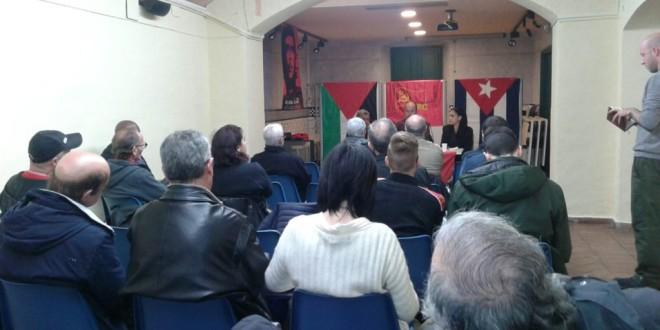 Crònica xerrada a Santa Coloma de Gramenet