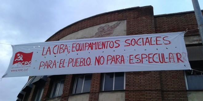 Contestación del PCPC de Sta. Coloma de Gramenet frente a los tuits de la alcaldesa Núria Parlón