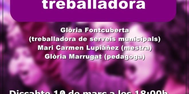 Acte 10 de Març a Barcelona