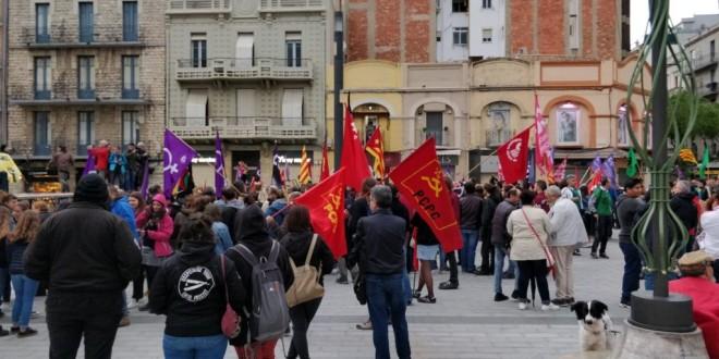1er de Maig a la ciutat de Tarragona