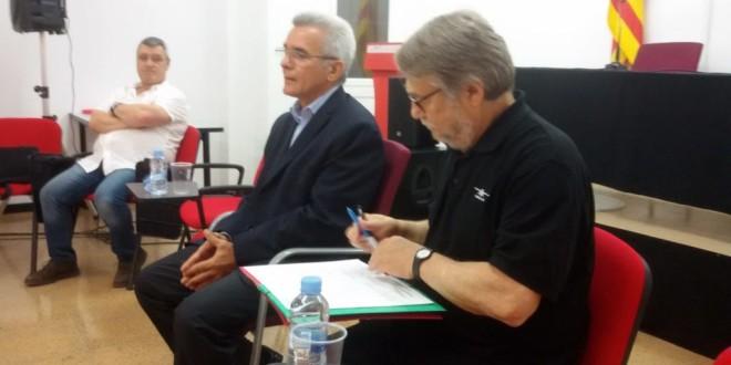 Crònica de la xerrada amb el President de l'Institut d'Història de Cuba