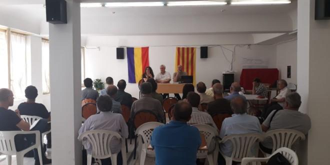 Celebrat amb èxit el Plenari del Comitè Central del dia 30 de Juny