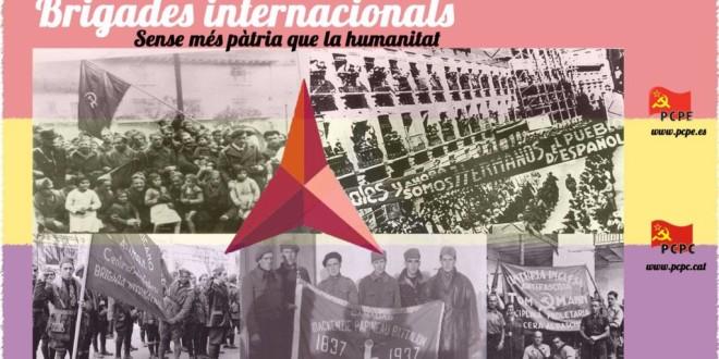 80 Aniversari del comiat de les Brigades Internacionals