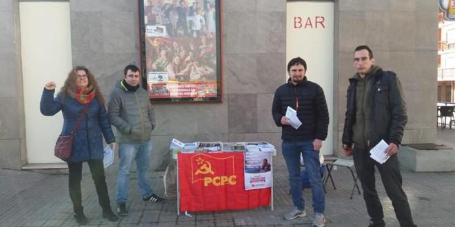El PCPC i la J-PCPC inicia campanya d'extensió al Vallès Occidental i Vallès Oriental