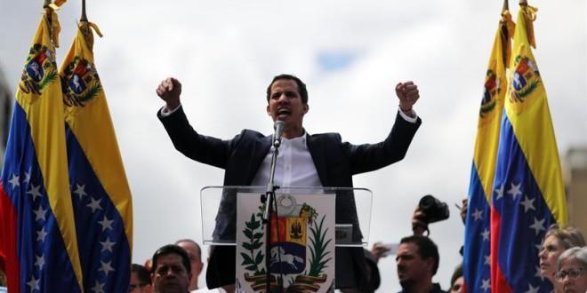 Comunicat contra l'intent de Cop d'Estat a Veneçuela