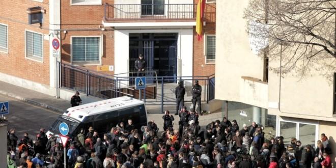Llibertat sense càrrecs dels manifestants detinguts i detingudes a Girona