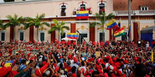 Veneçuela: L'FSM condemna ingerència contra República Bolivariana de Veneçuela