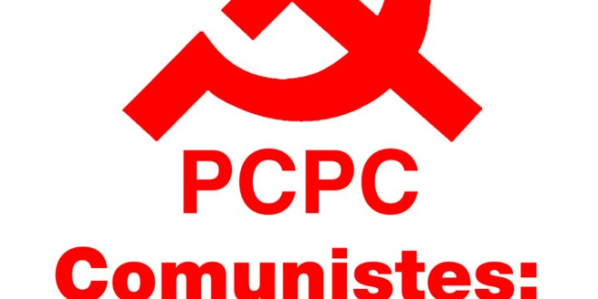 Els treballadors i treballadores podrem votar comunista!