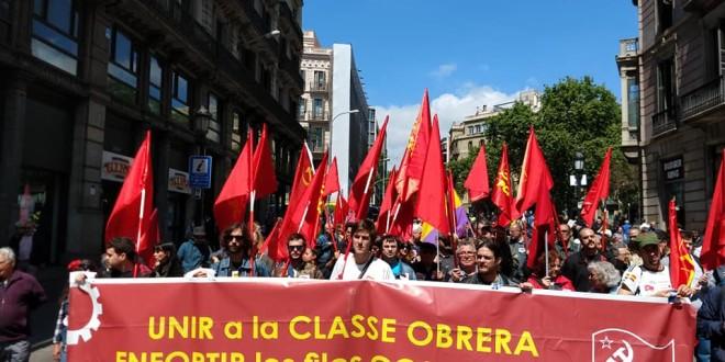 1r de Maig 2019: República, Socialisme, Autodeterminació!