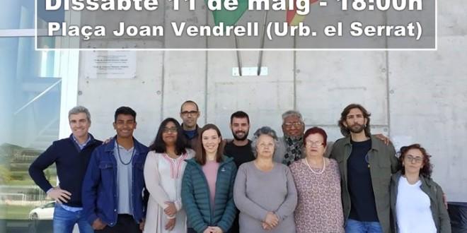Presentació Candidatura Municipal Castellnou de Bages
