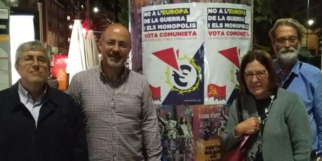 Programa Municipal del PCPC a Lleida