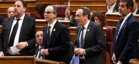 Sobre la suspensió dels diputats presos