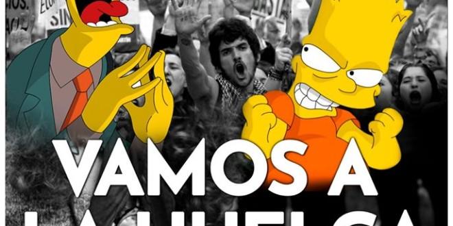 Solidaritat amb la vaga de Telepizza