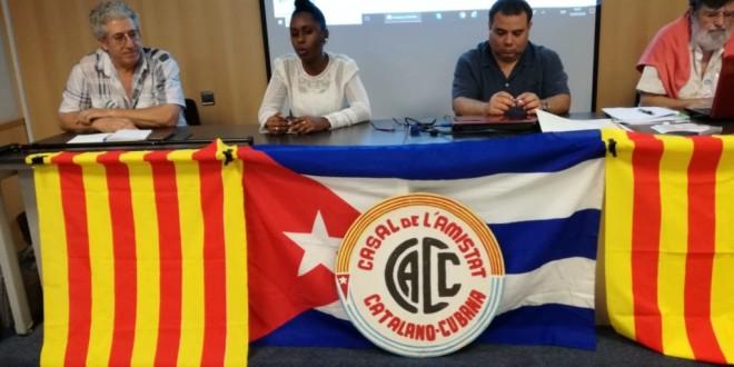 Xerrada referent a les pensions i contra el bloqueig a Cuba