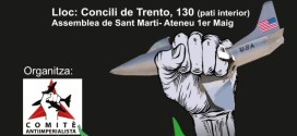 Acte: La Intervenció Imperialista a Líbia