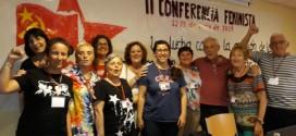 Crònica Conferència Feminista PCPE