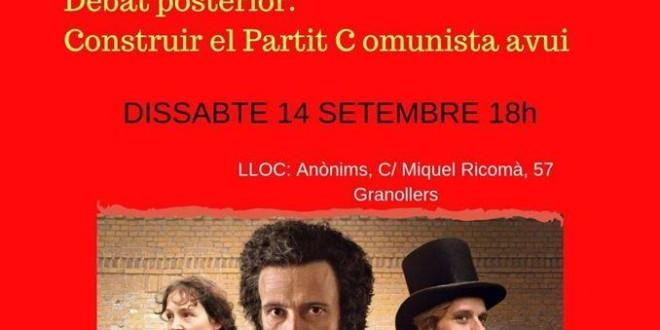 Acte de presentació PCPC Vallès