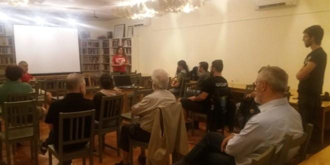 Endavant la lluita obrera als Vallesos!