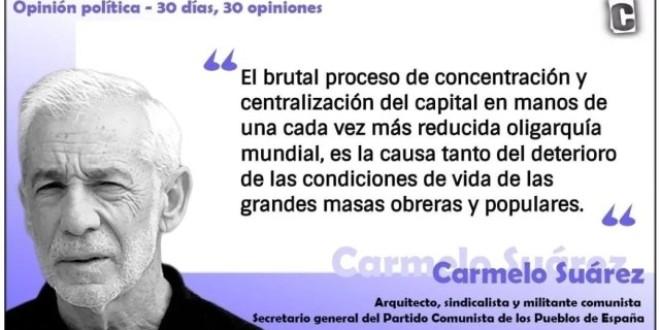 Capitalismo: viejo y decrépito