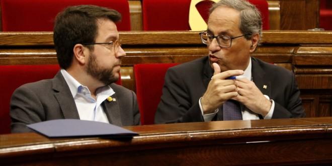 """La classe obrera i els sectors populars  contra la """"Llei Aragonès"""""""