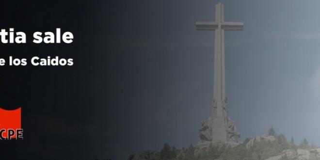 LA BESTIA SALE DEL VALLE DE LOS CAIDOS