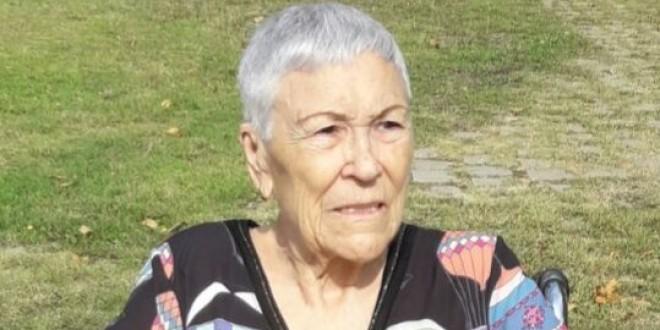 Camarada Carmen Gómez, Presente!
