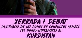 La situació de les dones en els conflictes armats: Les dones lluitadores al Kurdistan