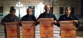 Inici de campanya del PCPC a LLeida