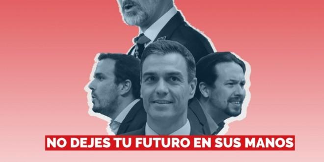 Gobierno Socialdemócrata, última esperanza de la burguesía para tratar de superar su profunda crisis