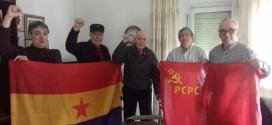 Homenatge al camarada Josep Soro Barros