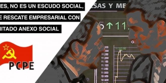 200.000 milions, no és un escut social, és un pla de rescat empresarial amb un limitat annex social.