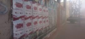 Campanya a Tarragona pel 8 de març