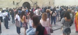 Concentració contra el racisme a Lleida