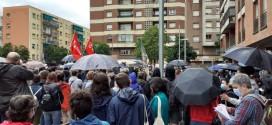 Concentracions antiracistes a Girona