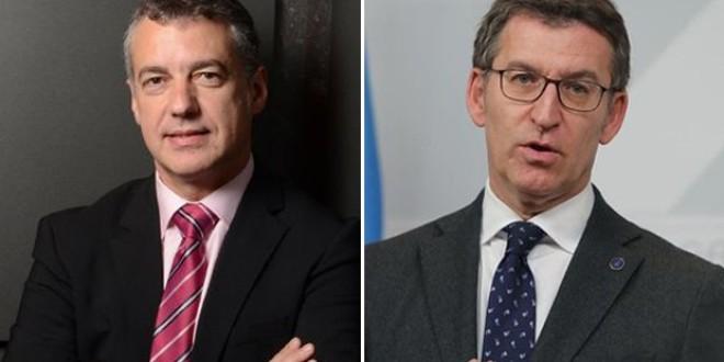 Elecciones en las comunidades autónomas de Galicia y Euskadi. Se perpetúa el sistema de dominación, con débiles apoyos sociales