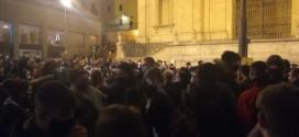 MANIFESTACIÓ A LLEIDA DEMANANT LA LLIBERTAT DE PABLO HASEL