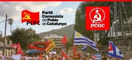COMUNICAT CONJUNT DEL PCOC I EL PCPC EN DEFENSA DE LA REVOLUCIÓ CUBANA