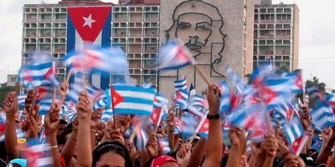 DAVANT LA NOVA OFENSIVA IMPERIALISTA CONTRA CUBA